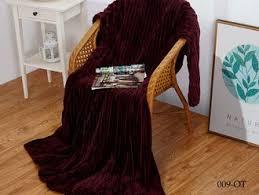 <b>Плед</b> Cleo ORRIZONTE <b>двуспальный велсофт 180х200</b> 180/009-OT