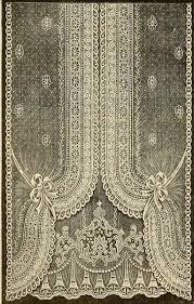 edwardian lace curtain not sure if i would want this in an actual window victorian laceantique