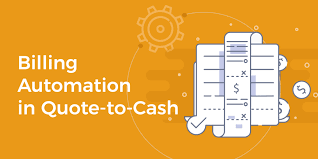 Quote To Cash Cool Quote To Cash And Billing Automation Quote Management Standav