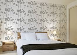 Wild Poppies Decorative Scandinavian Large Stencil Design DIY Decorative  Wallpaper Look Easy Home Decor