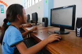 conscious classroom activities to awaken kids global awareness   vian student ra chapicha in computer lab