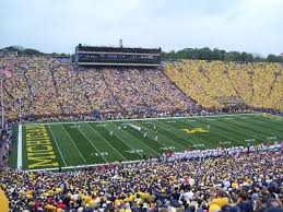 Michigan Stadium Club Level Seating Chart Stadium Tour Everything You Need To Know About Michigan