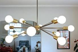 modern industrial lighting. Modern Industrial Lighting Sputnik Chandelier Hanging Light Fixture Bathroom D