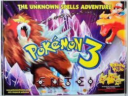 Pokémon 3 (2000) online film zdarma