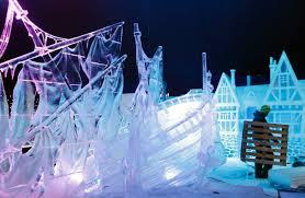 Magische Eiswelt