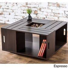 modern pallet furniture. Modern Pallet Coffee Table Square Wood Shelf Contemporary Living Room Furniture L