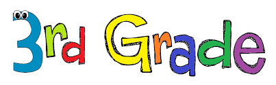 Image result for cute '3rd Grade' clipart