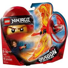 LEGO Ninjago 70647 - Lốc Xoáy Rồng Lửa của Kai (LEGO Ninjago 70647 Kai -  Dragon Master)