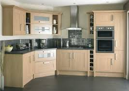 Fitted kitchens also with a high gloss kitchens also with a oak