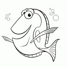 Beste Finding Nemo Kleurplaat Kleurplaat 2019