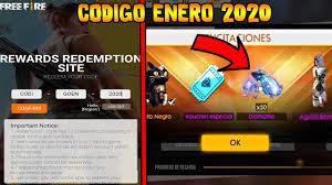 2021 a las 7:26 pm. Codigos Nuevos Para Free Fire Diciembre 2020 Androidworldw