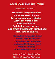 America The Beautiful Quotes Best Of Free Inspirational And Patriotic Quotes And Memes Fibro Champions