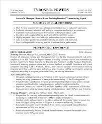 telemarketing sample resume unforgettable experienced