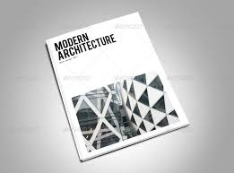 Modern Architecture Magazine Template - Magazines Print Templates  Preview  Image Set/01_Preview.jpg ...