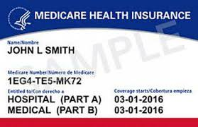 In Starting New Medicare April Cards Id