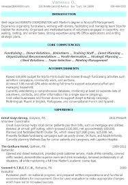 Event Planning Resumes Unique Resume For Event Planning Coordinator 48 Spacesheepco