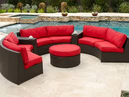 Posiripples Outdoor L Couch Tags  Sectional Patio Furniture Outdoor Furniture Sectional Clearance