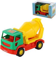 """""""<b>Агат</b>"""", <b>автомобиль Wader</b> -<b>бетоновоз</b> (в коробке) купить в ..."""