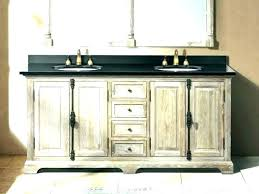rustic pine bathroom vanities. Rustic Double Vanity Martin Wood Bathroom Small Sink Fascinating Pine Vanities N