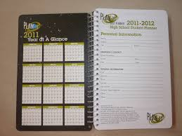 there are pages to write your class schedule for easy reference