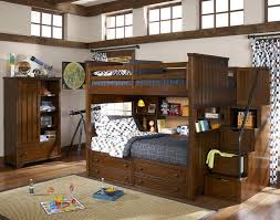 twin over full bunk bed with stairs. Jefferson Full Over Stairway Bunk Bed Without Bottom Bookcase...pictured Here Is Twin With Stairs