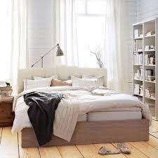 queen full upholstered headboard bed frame on bedroom furniture beige