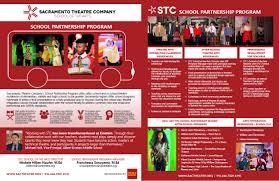School Partnership Program Stc Sacramento Theatre Company