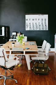Clever office organisation 29 diy office table Bedroom Abm Office Desk diy Beautiful Mess Diy Our Office Desk Beautiful Mess