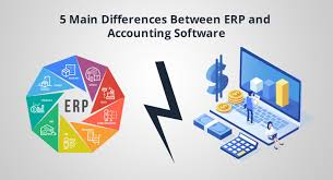 Accounting Software vs. ERP Software | OptiProERP