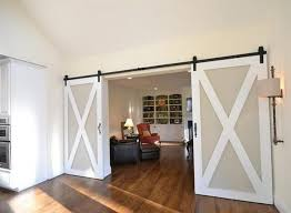 barn doors for