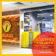 Mr Diy Mr Diy 375th Store Now Open At Bangi Gateway Facebook