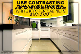The Pristine Look Decor Ideas for a Kitchen With White Cabinets