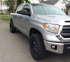 2014 Toyota Tundra Black Rhino Sierra Bilstein Leveling Kit
