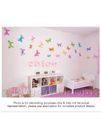 wall letters for girls bedrooms