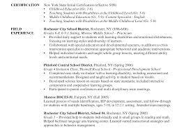 Outstanding Reading Teacher Resume Elaboration Documentation
