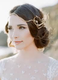 wedding hair & wedding makeup weddingwire Wedding Makeup And Hair Stylist 15 flattering bridal hair and neckline combinations wedding makeup and hair stylist nashville