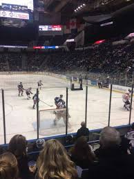 Disney On Ice Xl Center Seating Chart Xl Center Section 122 Home Of Hartford Wolf Pack