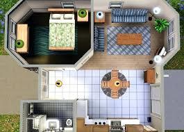 sims 3 starter home floor plans