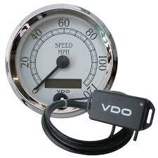 10 Pulse Speedometer Calibration Chart