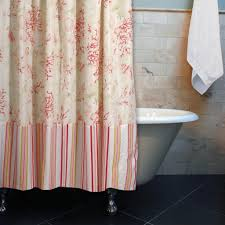 Coral Design Shower Curtain Greenland Home Coral Bath Shower Curtain