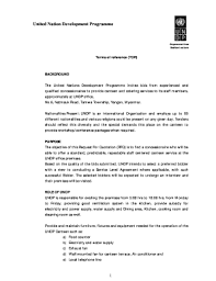 Proposal Letter For Canteen Concessionaire Edit Fill Print