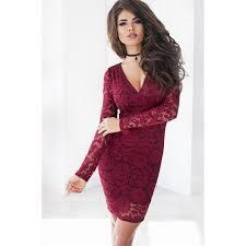 Облегающее гипюровое <b>платье</b> марсала   <b>Clothes</b> for women ...