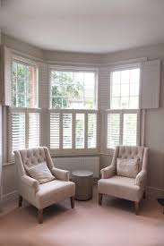 chic ways to use your bay window alcove