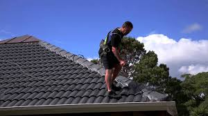 concrete roof painting roof tiles part 4
