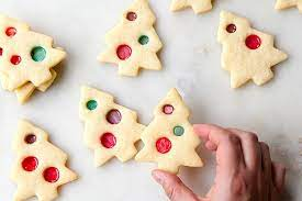 Break out the cookie cutters, because christmastime means cookie time. 20 Easy Make Ahead Christmas Cookies For Your Holiday Bash Food Network Canada