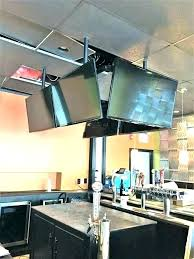 pull down tv mount. Motorized Ceiling Drop Down Tv Mount Pull From Splendid Fold