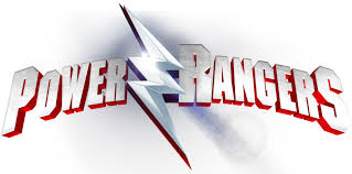 Power rangers movie Logos