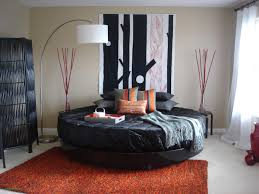Cranium furniture Corner 27 Round Beds Design Ideas To Spice Up Your Bedroom Circle Bed Round Beds And Bedrooms Homegramco Cranium Furniture Home Decor Home Design