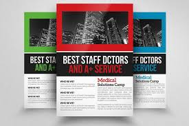 Services Flyer Best Hospital Services Flyer