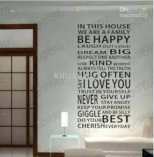 word wall decals words curtain stickers stylish art wallpaper home decor big from removable